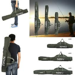1.3M/1.5M Fishing Bag Fishing Rod Pole Case Carrier Holder L