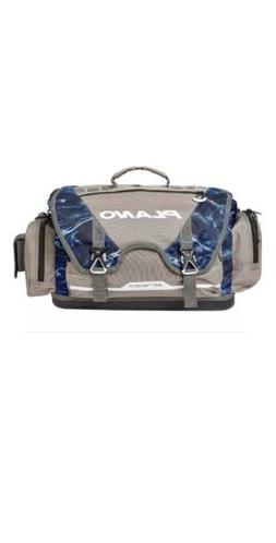 Plano B Series 3700 - Soft Sided Blue Camo Tackle Bag Box Ne