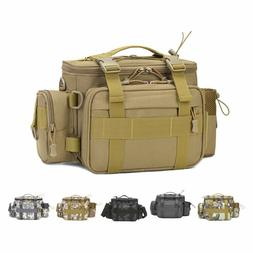 Sirius Survival Easy Access Shoulder & Waist Fishing Tackle