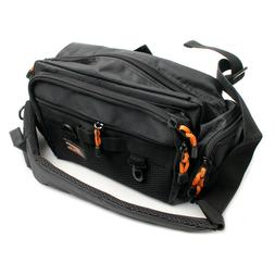 Fishing Bags Tackle bag with Shoulder Waist Strap ST-915 BLA