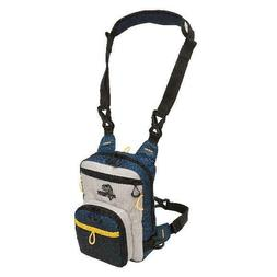 Okeechobee Fats Fishing Chest Tackle Bag for Fly Fishing, Sm