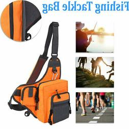 fishing sling back pack guide fishing tackle