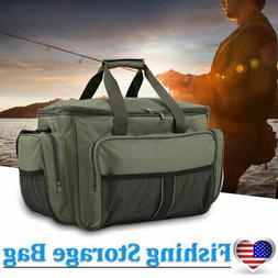 Fishing Tackle Bag Fishing Storage Large Saltwater Freshwate