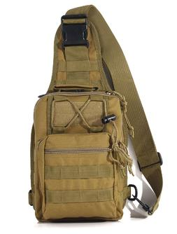 JBvalu Fishing Tackle Bag/Shoulder Backpack Cross-Body Sling