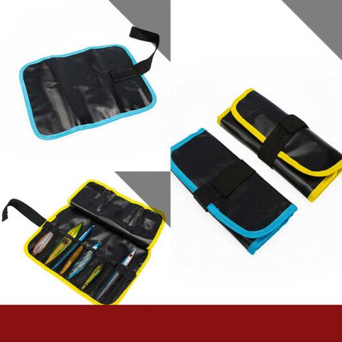 1pcs Fishing Fish Outdoor Sports Pack Bait Box Tool Pouch