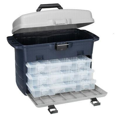 2 in 1 fishing lures tackle box