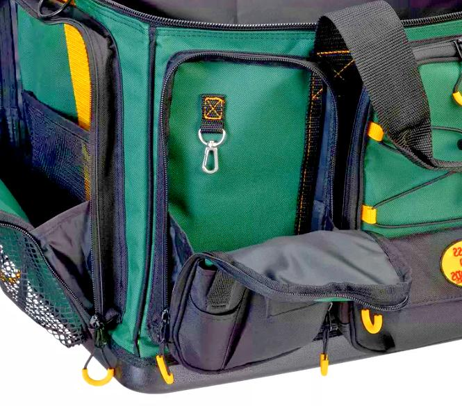 Bass Anglers Tackle System Bag 12 Boxes
