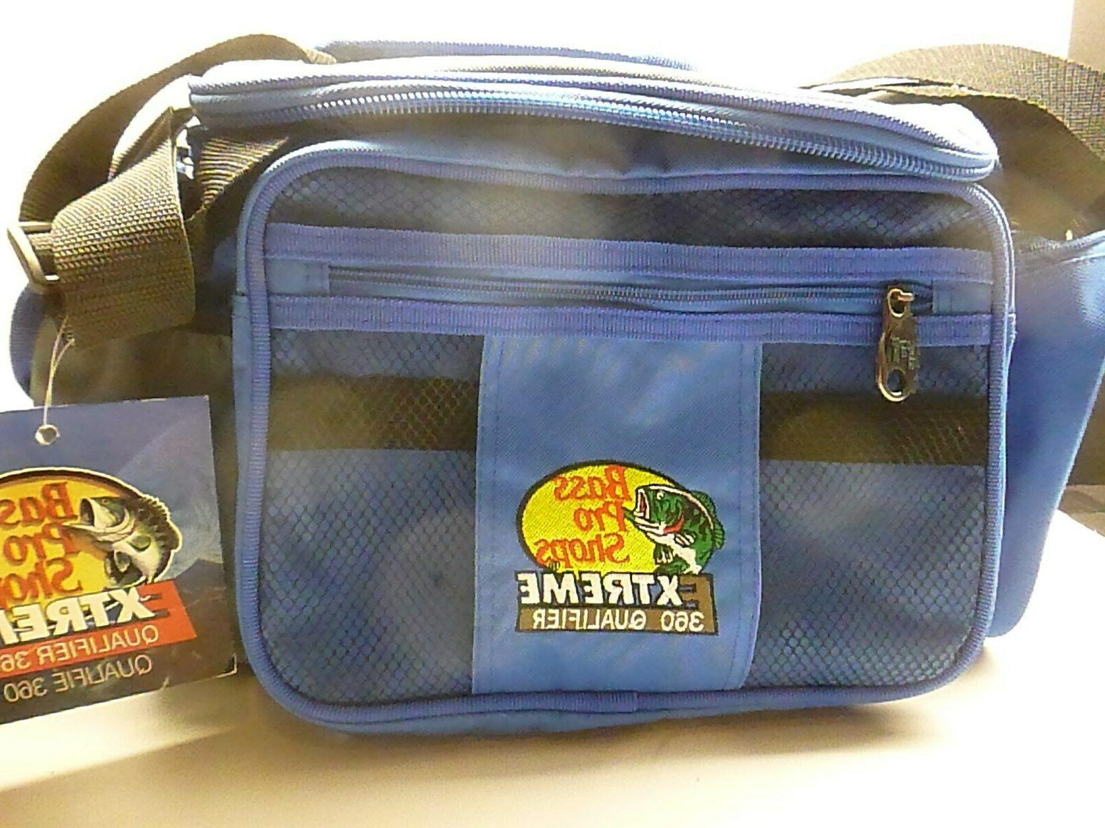 bass pro extreme 360 qualifier tackle bag