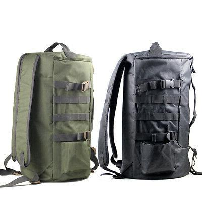 Cylindrical Tackle Backpack New