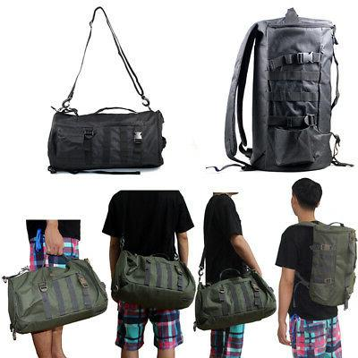 Cylindrical Tackle Backpack
