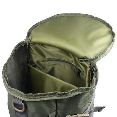 Cylindrical 2-color Backpack New
