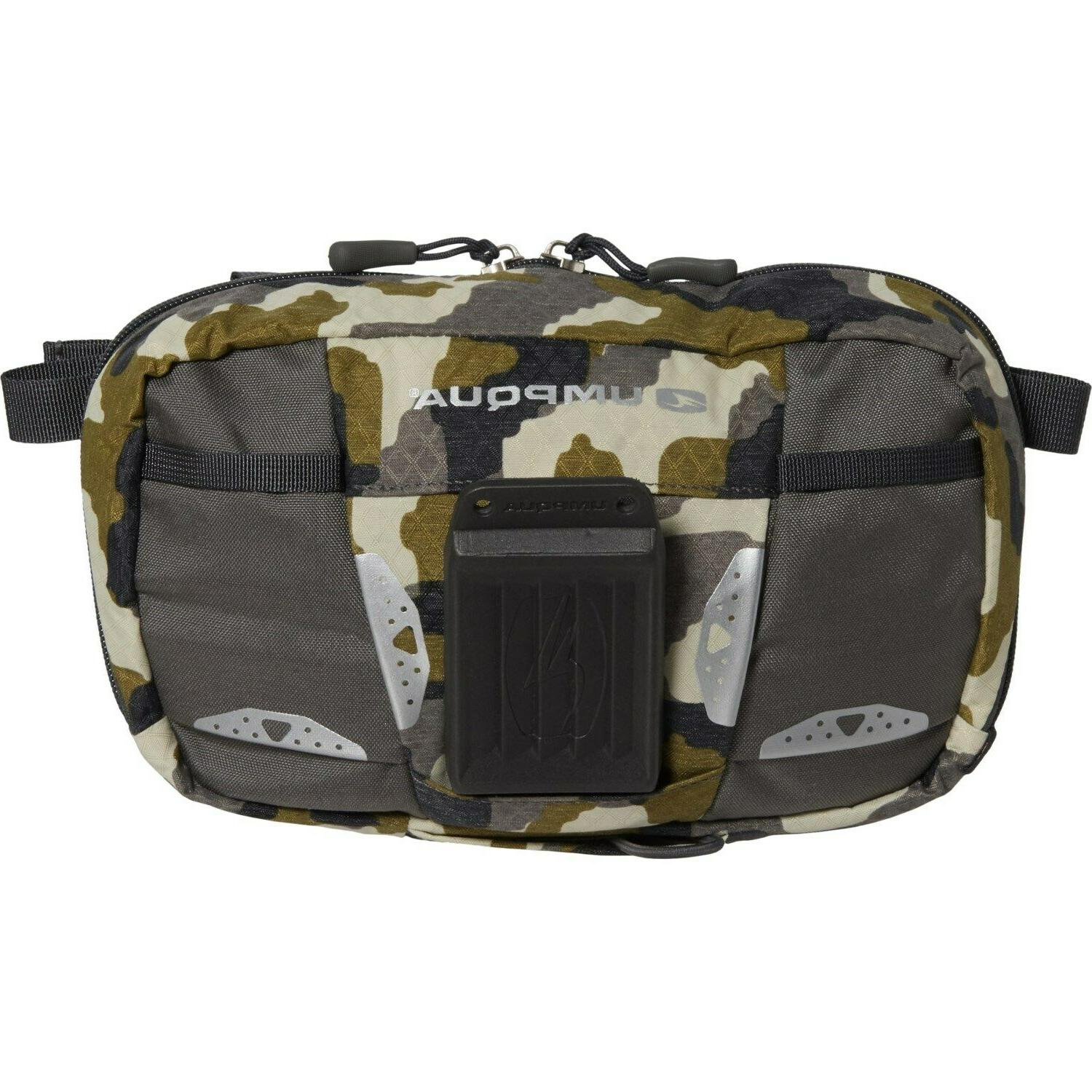 feather merchants wader zs chest pack fishing