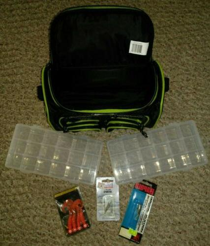 field and stream new 350 tackle bag