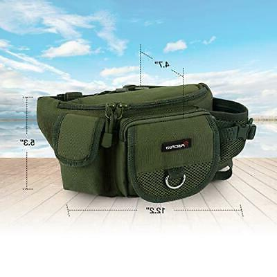 Piscifun Bag Portable Outdoor Fishing Tackle Bags Multiple