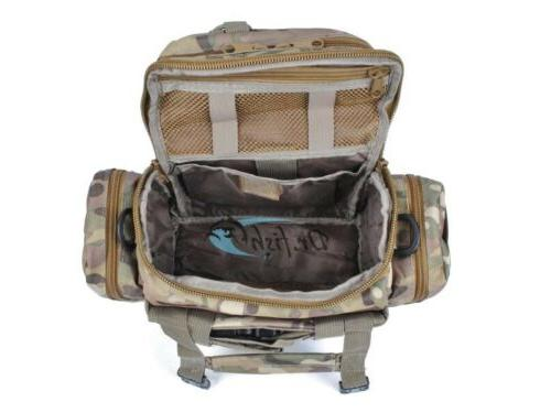 Fishing Tackle Waist 900D Water Resistant