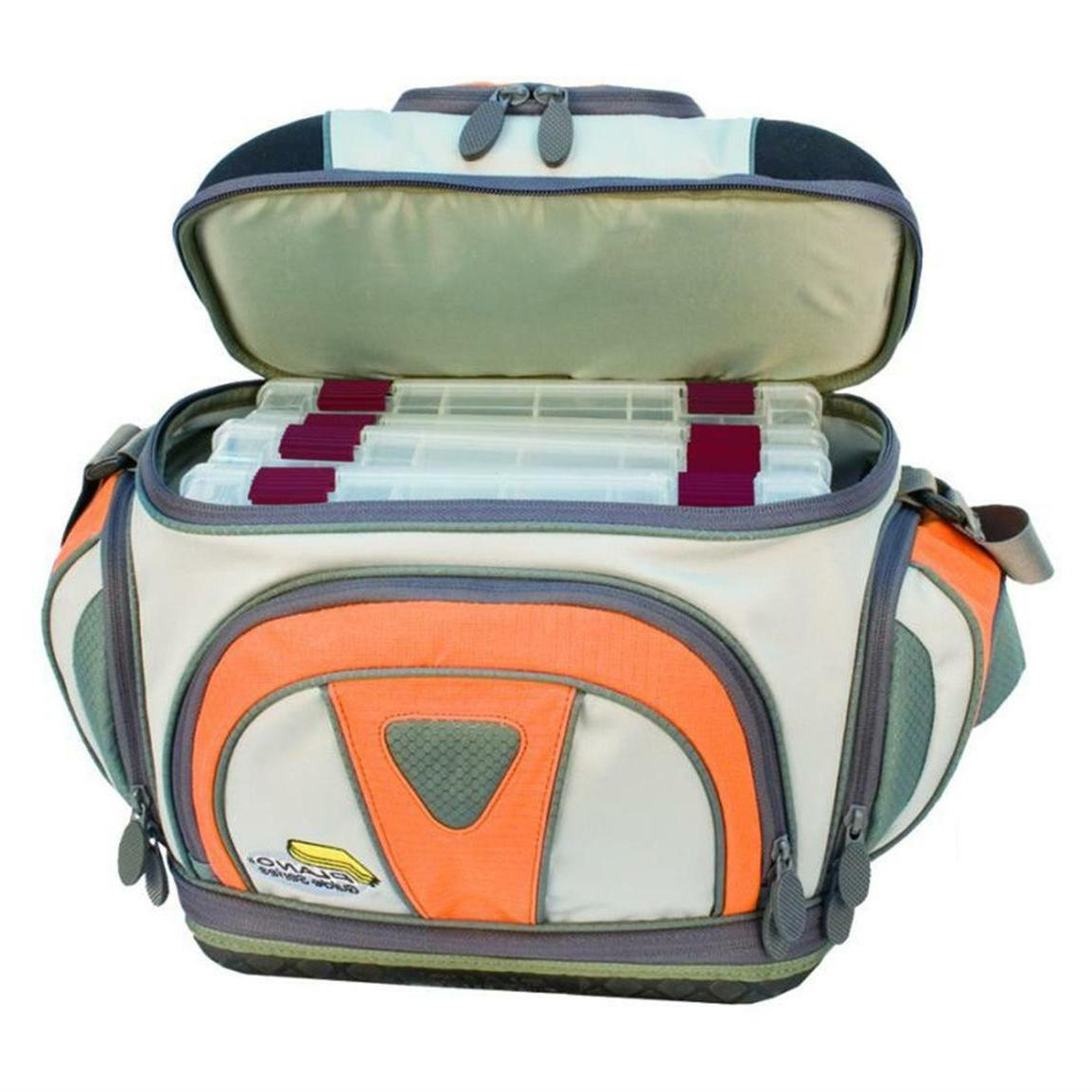 PLANO Duffle with 3600 Utility Storage Boxes