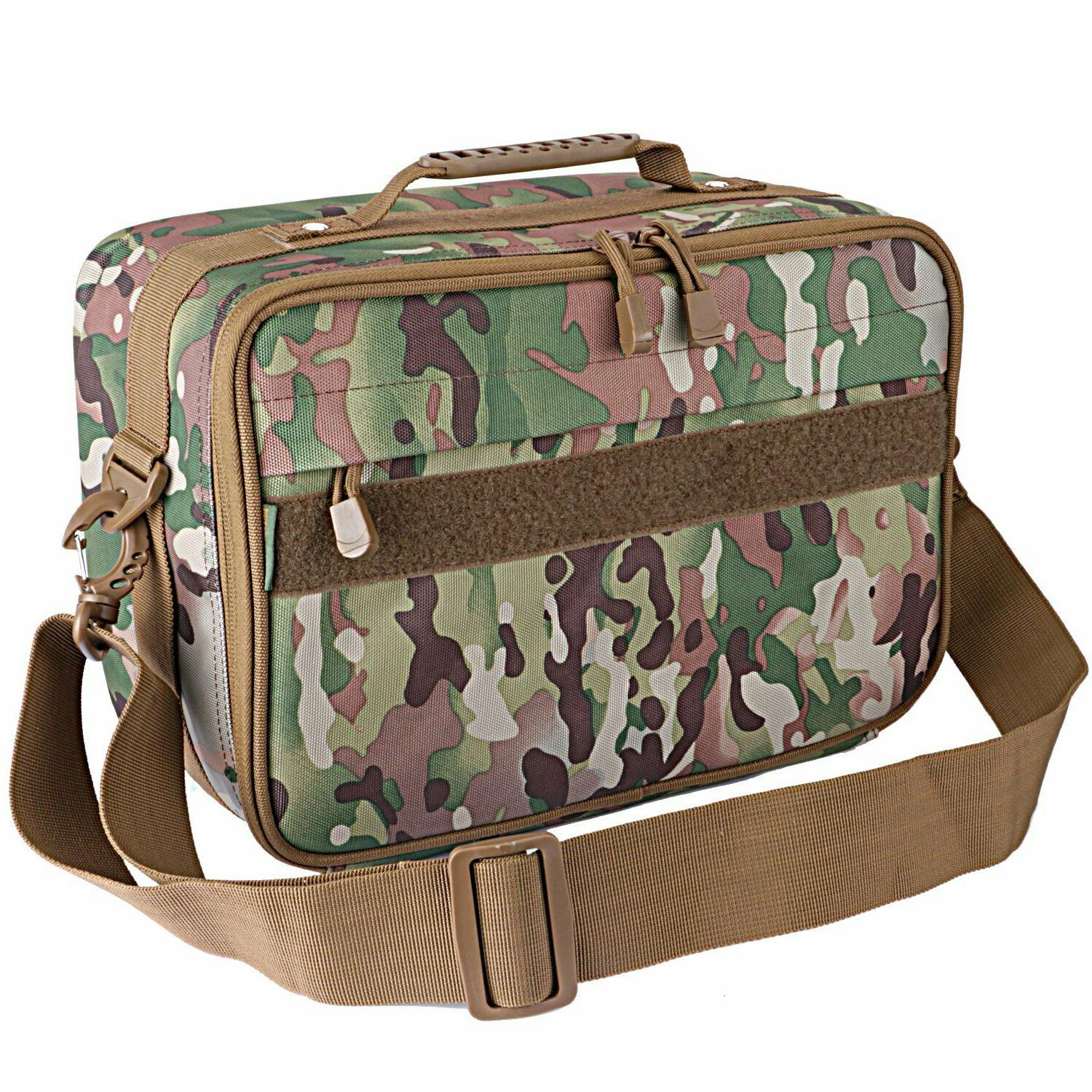 fishing tackle bag portable water resistant outdoor