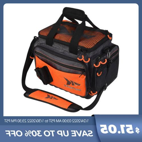 fishing tackle bags large storage bags