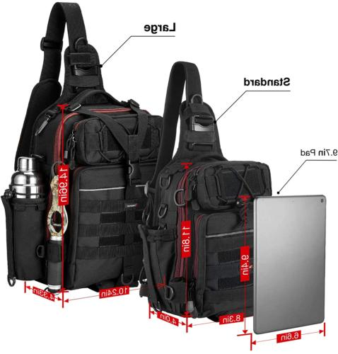 Fishing Tackle Storage Outdoor Backpack Body
