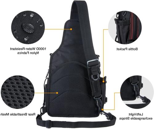 Fishing Tackle Bag Outdoor Body Sling