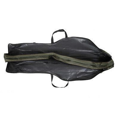 Folding Fishing Carrier Canvas Bag 2Layer