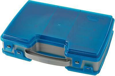large 2 sided tackle box fishing equipment