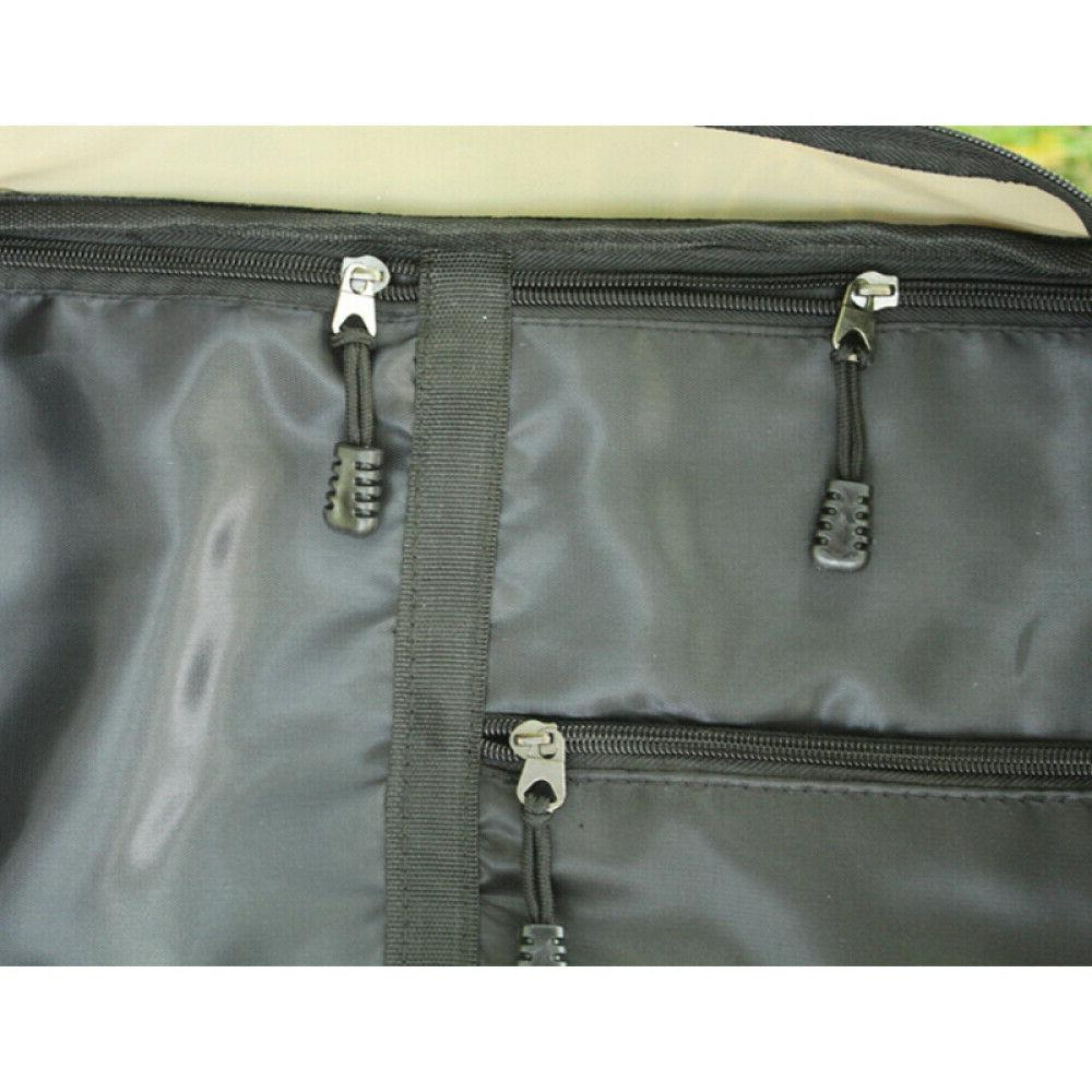 Large Fishing Tackle Bag Shoulder Strap Big