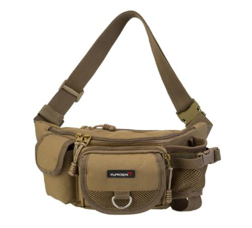 metal detecting bag pouch fishing tackle carry