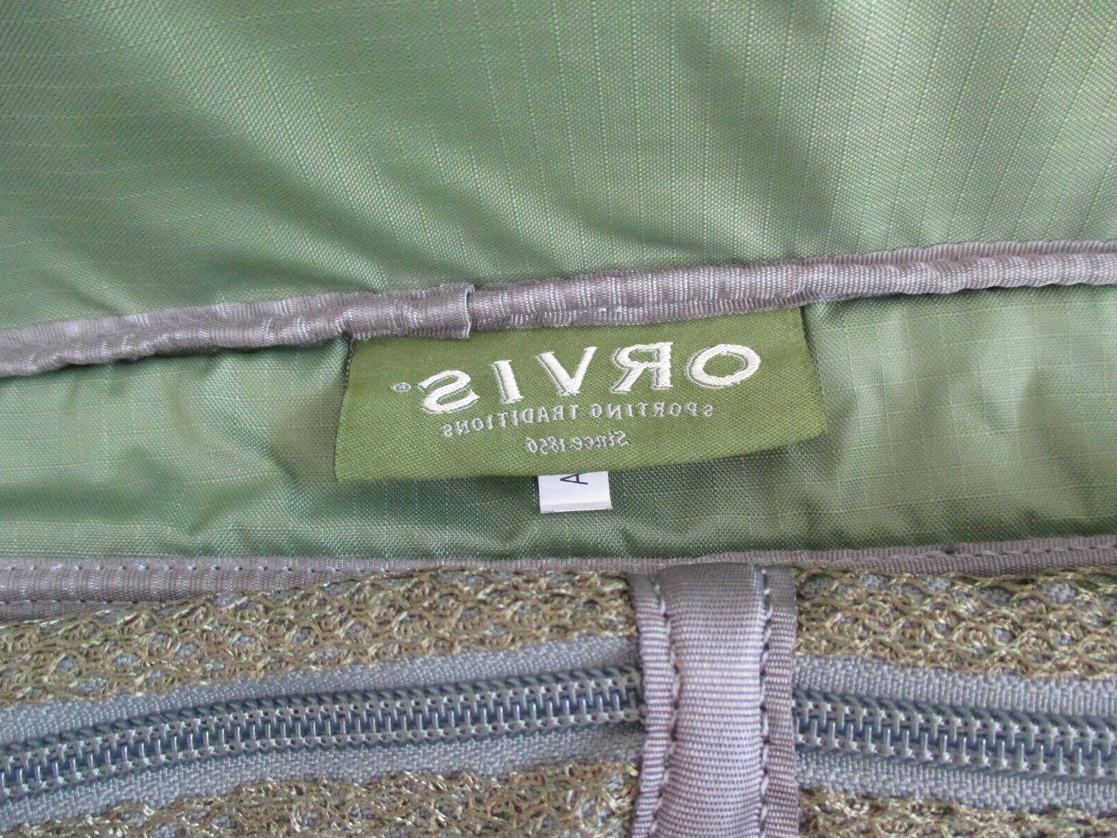 Orvis Tackle with Shoulder Nylon NEW USED