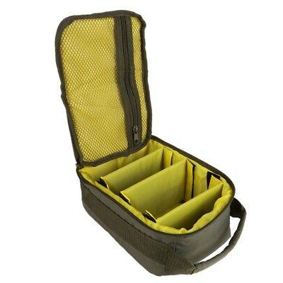 outdoor fishing storage case bag reel fly