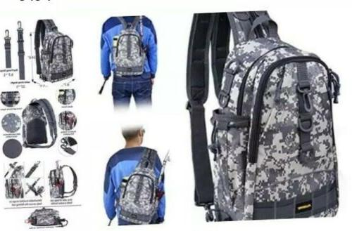 PLUSINNO Tackle Backpack G
