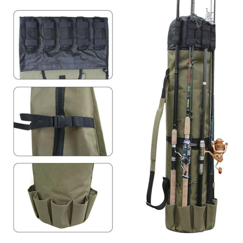 Portable Fishing Canvas Gear NEW