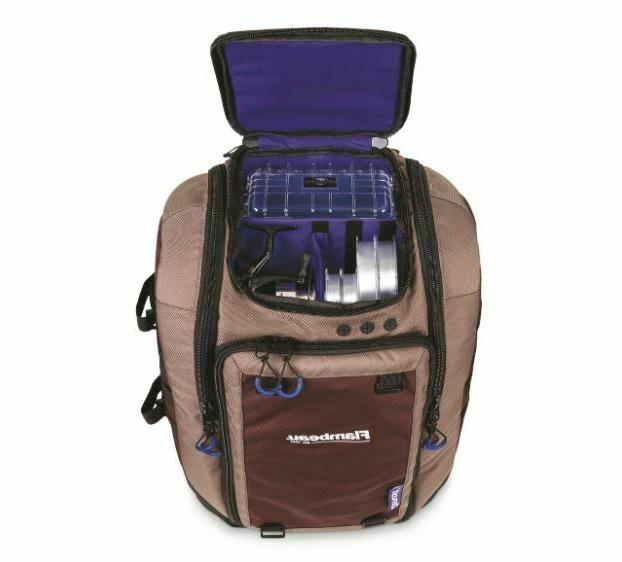 Flambeau Portage Backpack Bag water-resistant compression-mol