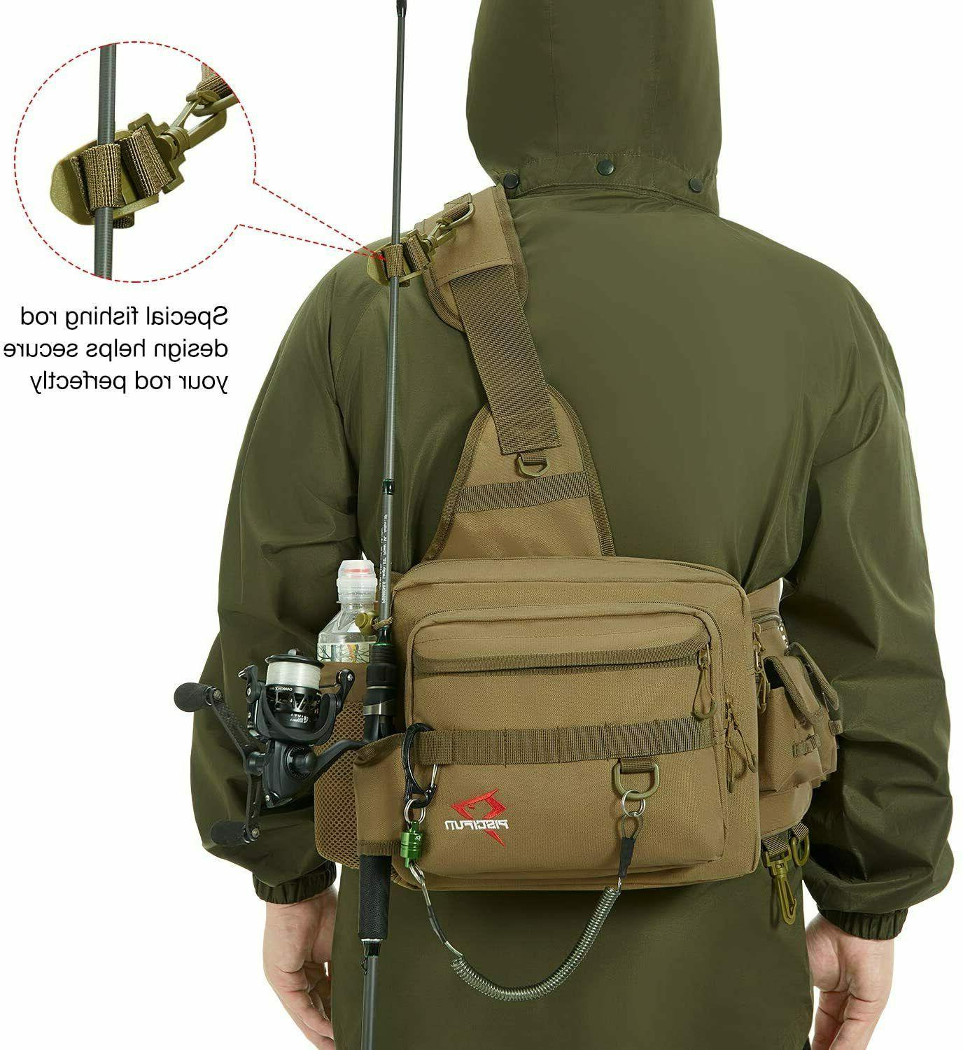 Piscifun Sling Tackle Pack,