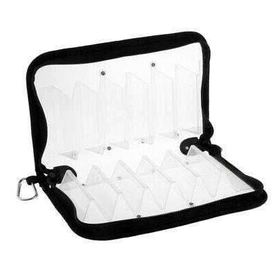 Squid Jigs Clear Lure Storage Tackle Bag