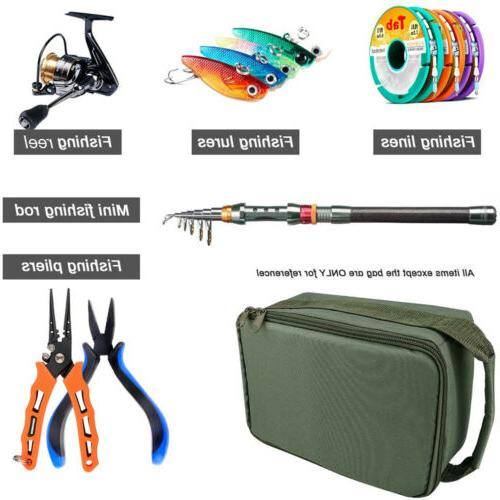 Fishing Cases Fishing Tackle Travel Case