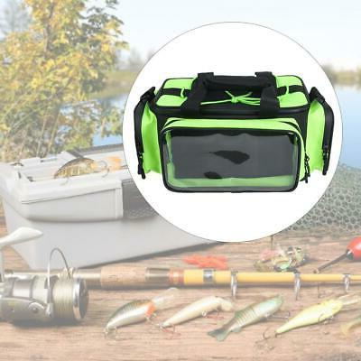 portable fishing shoulder bag waterproof tackle bait