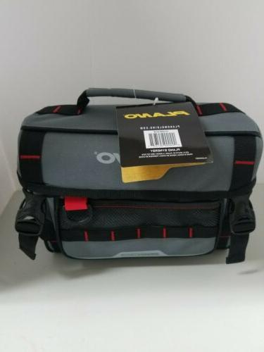 Plano Series Tackle Bag Stowaways Included Red Gray