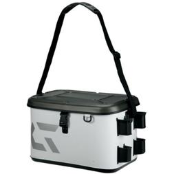 Daiwa Mobile Tackle Bag S 40  White Fishing Equipment With T