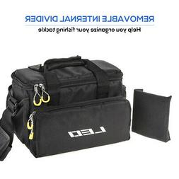 outdoor padded fishing tackle bag multi fishing