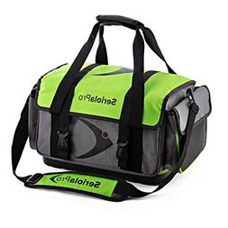 Outdoor Water-Resistant Fishing Tackle Bags Large Storage Ba