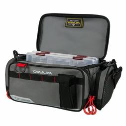 Plano PLAB35110 Weekend Series 3500 Gray Soft Case Fishing T
