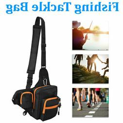portable fishing tackle storage bag sport outdoor