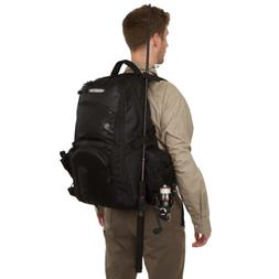 Spiderwire Backpack Tackle Bag Fishing Outdoor Rod Carry Sys