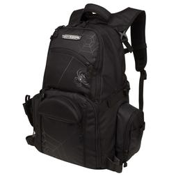 Spiderwire Tackle Backpack Adjustable main compartment bag f