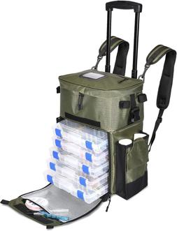 the x large recon rolling fishing backpack